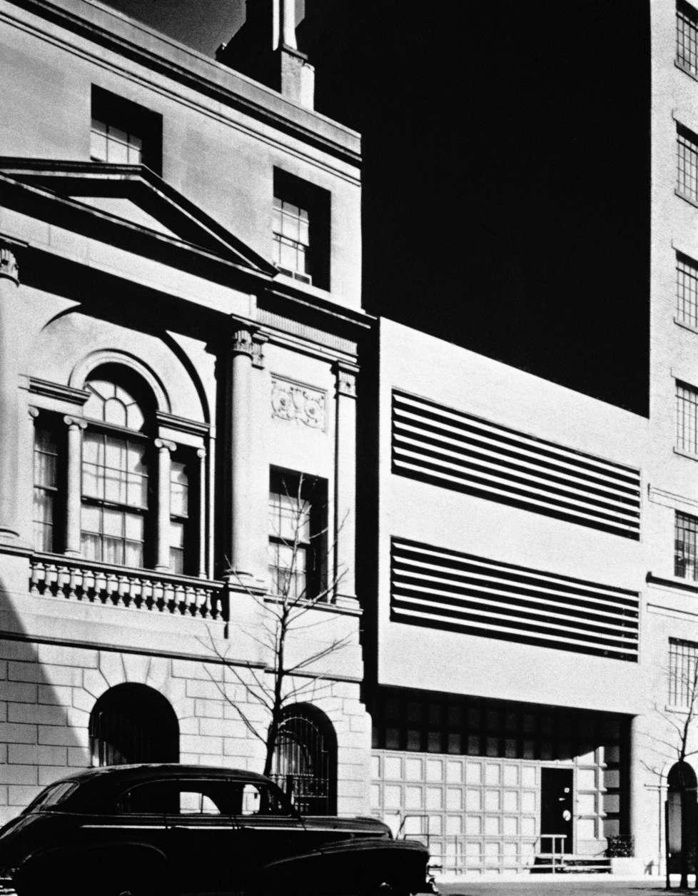 sherman fairchild house new york city new york