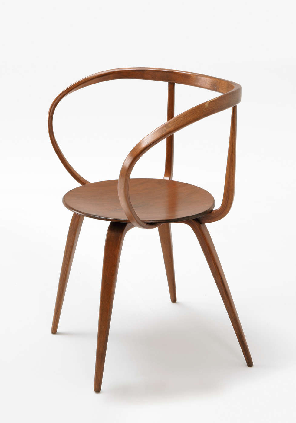 Bentwood Or Laminated Chair