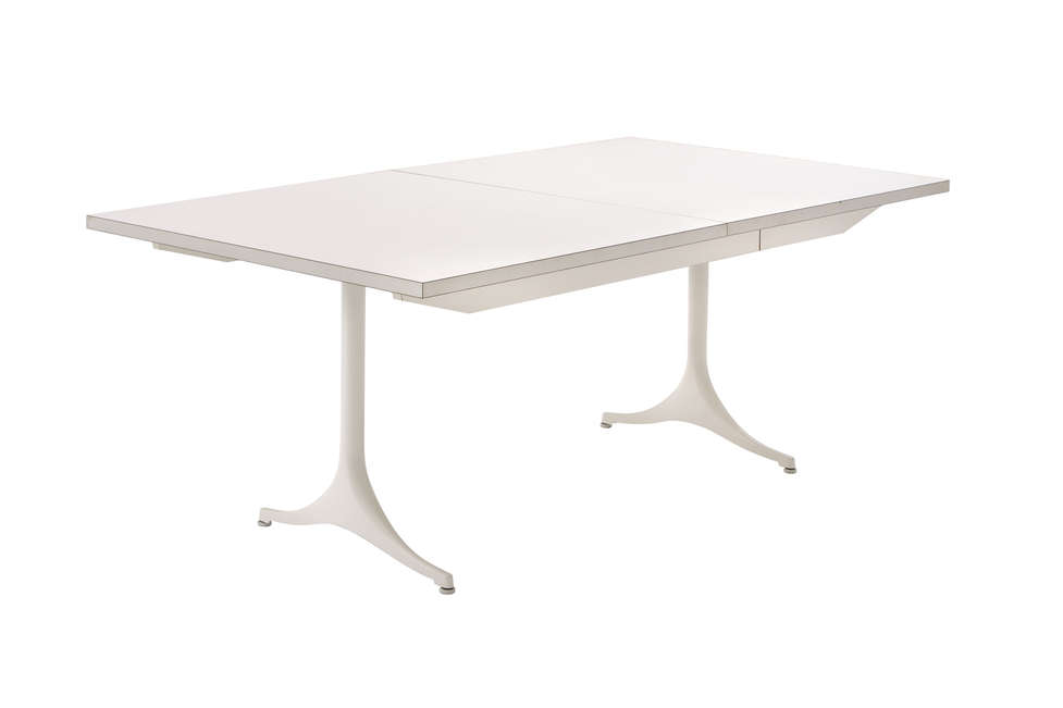 Pedestal Extension Table