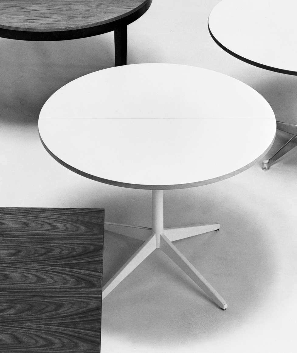 Extension Table (white round)